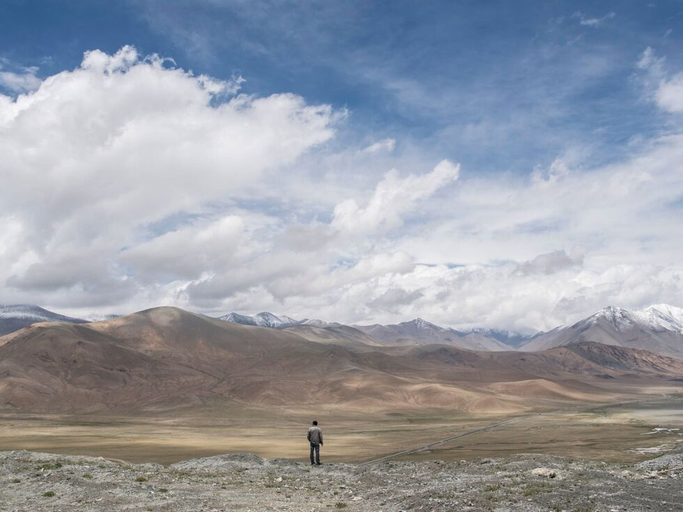 15. Juli 2019 – Ein Blick auf den China-Pakistan-Highway.