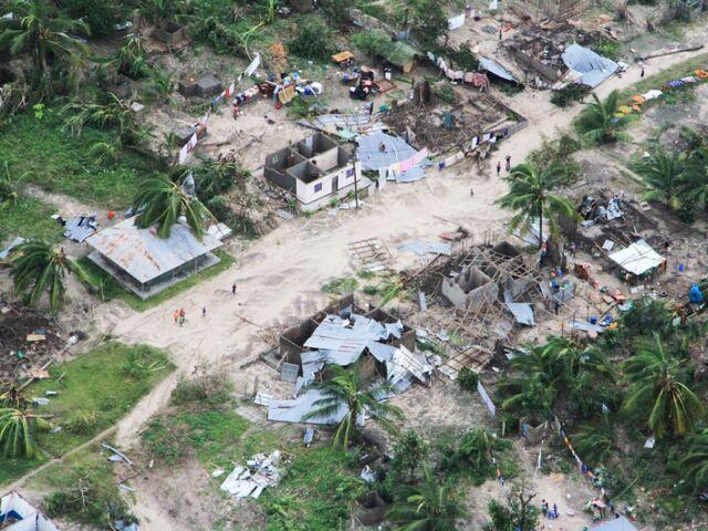 1,5 Millionen Euro Soforthilfe von EU für Mosambik
