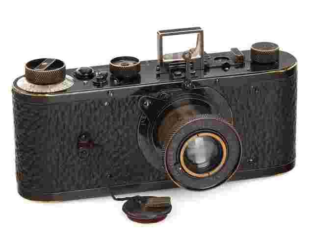 Leica- Kamera für 2,4 Millionen Euro versteigert