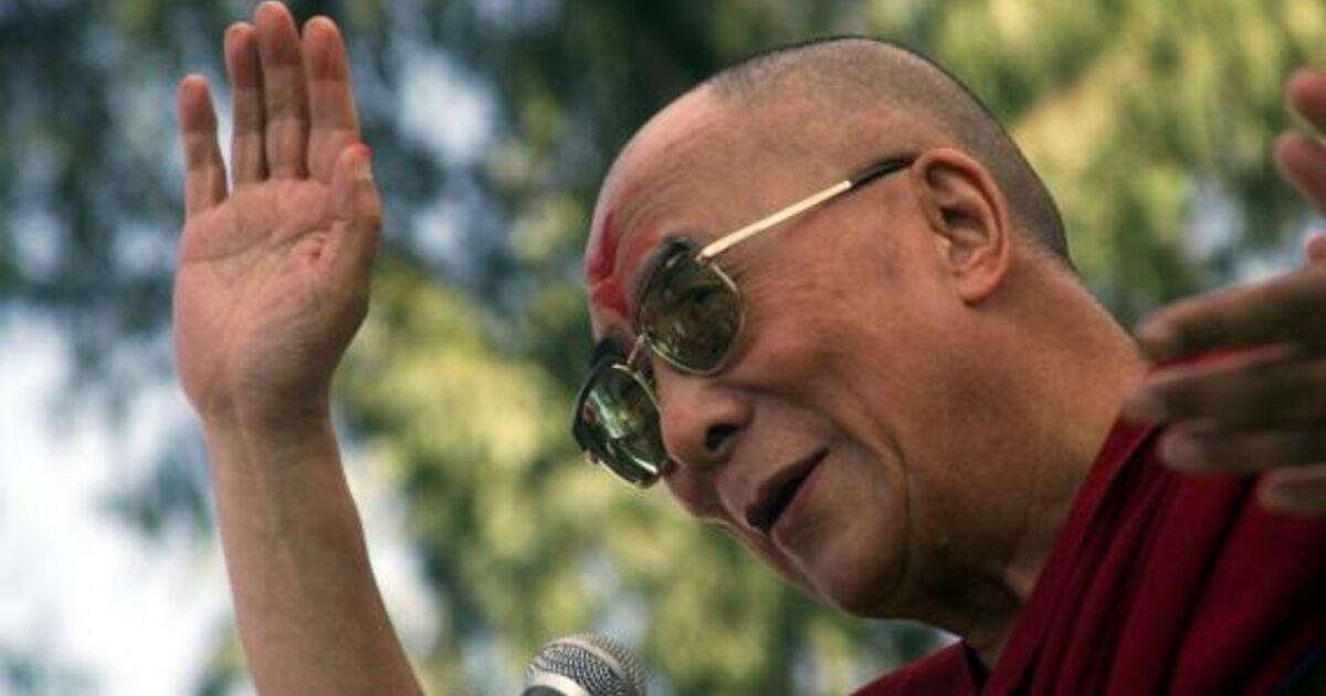 scharfe sicherheitsvorkehrungen wegen dalai lama. Black Bedroom Furniture Sets. Home Design Ideas