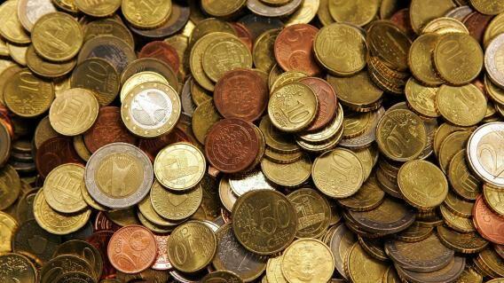 Sparen Scheine Statt Münzen Snat