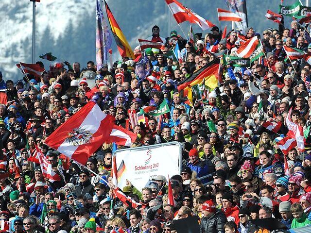 45000 Besucher Beim Nightrace In Schladming Erwartet Snat