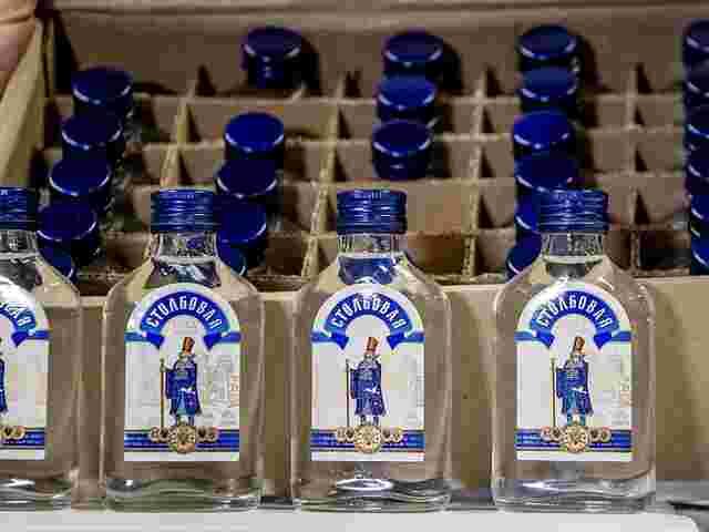 Wodka-Lieferung für Nordkorea beschlagnahmt