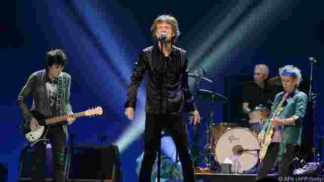 Am Donnerstag kommt wohl neues Rolling-Stones-Album
