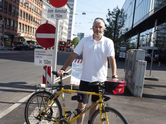 Probleme, die man als Fahrradfahrer*in in Salzburg kennt