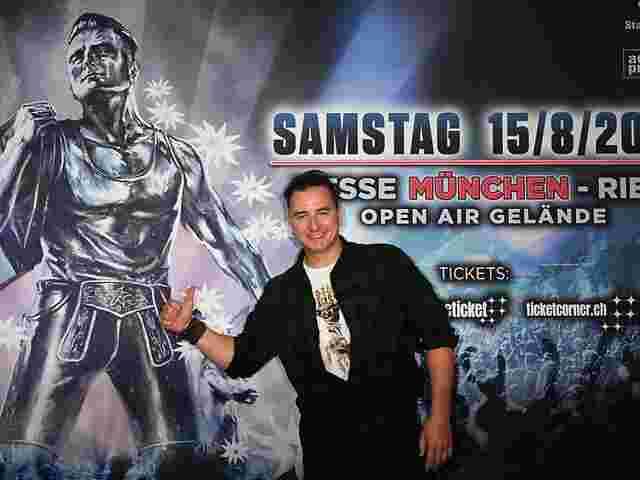 Konzertkarten Andreas Gabalier 2020