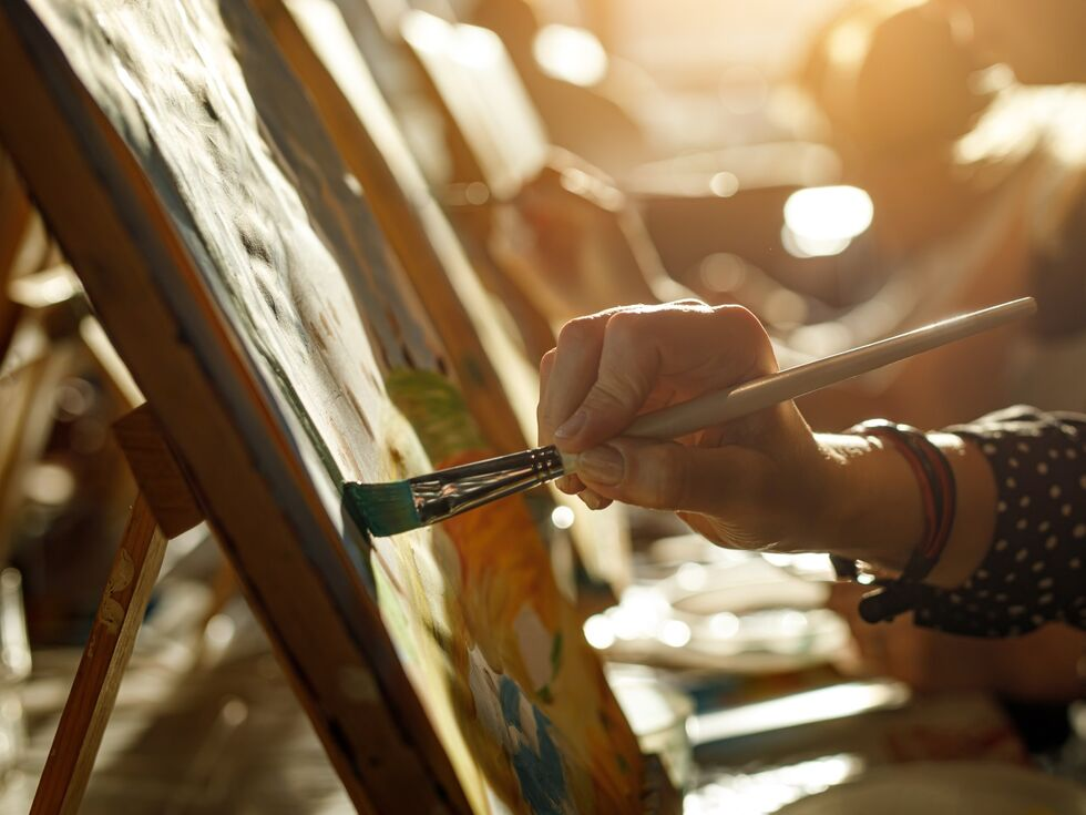 Arbeitende Künstler werden weiterbezahlt