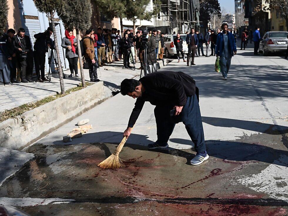 Attentäter erschießen zwei Richterinnen in Kabul