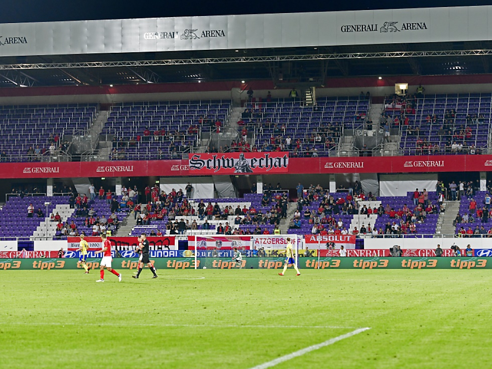Austria-Rechnung mit neuer Generali Arena geht bisher auf