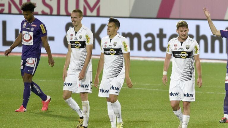 Altach gegen Mattersburg hei auf Dreier - Fuball - carolinavolksfolks.com