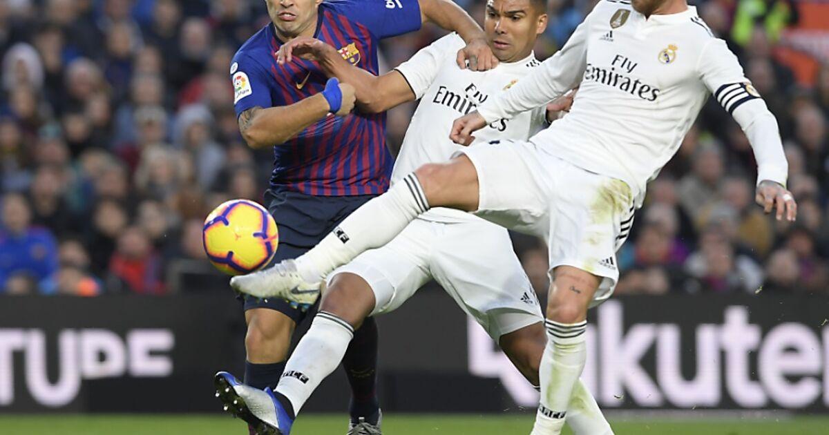 Barcelona Gegen Real