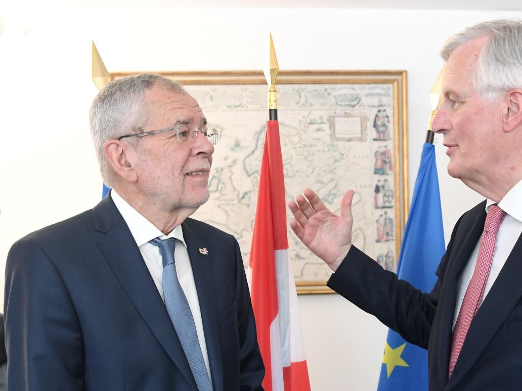 Barnier warnt vor Scheitern von Brexit-Gesprächen