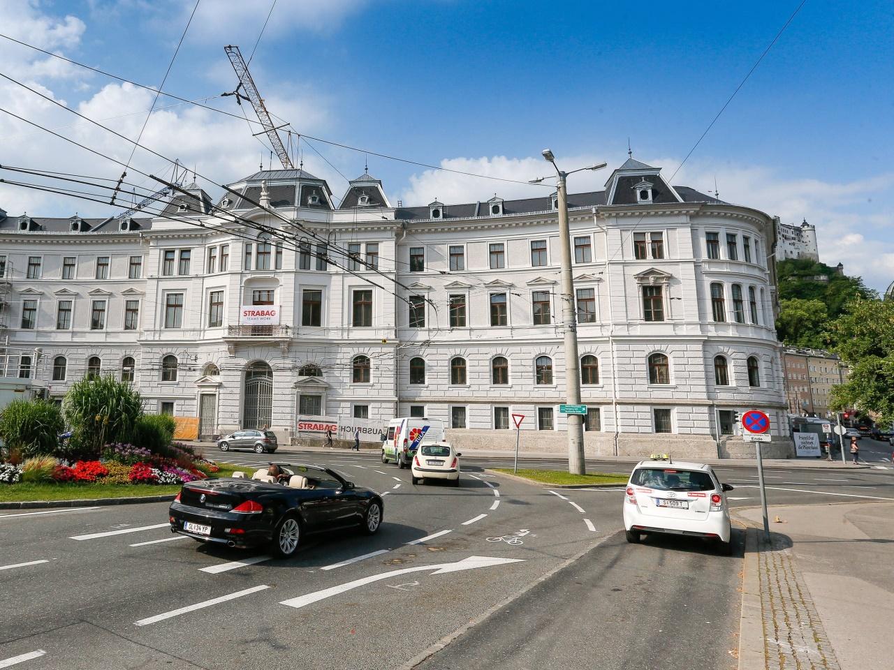 Bauarbeiten am Rudolfskai werden fortgesetzt
