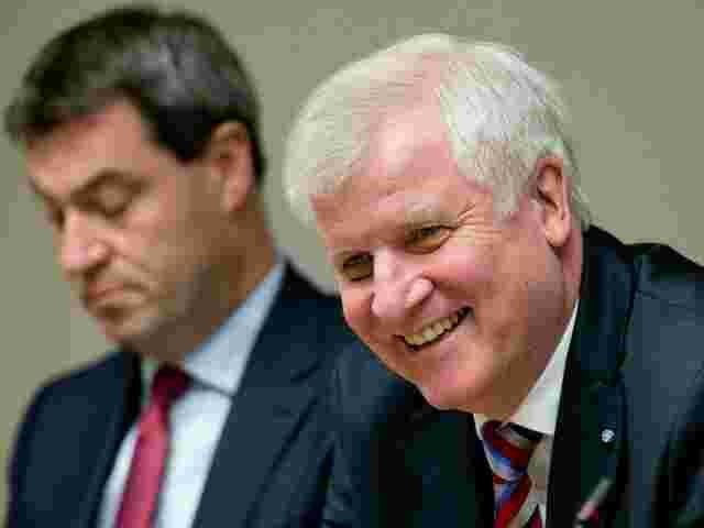 CSU-Landtagsfraktion stellt sich auf Seehofer-Rückzug ein