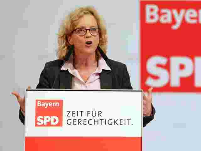 SPD kürt Kohnen zur Landtags- Spitzenkandidatin