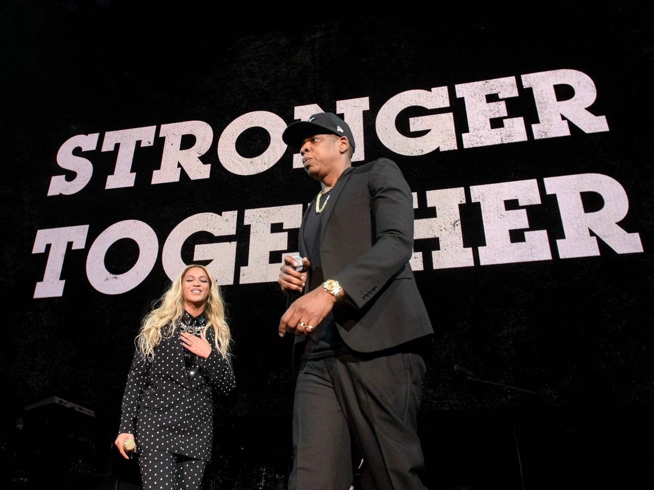 Beyoncé und Jay-Z: Zweisamkeit ist eine gute Strategie