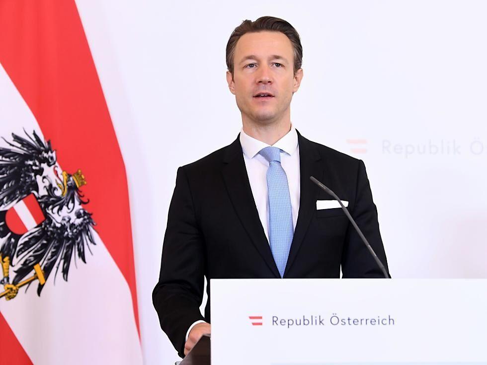 """Blümel: Wien und Berlin bei EU-Reformen """"einer Meinung"""""""