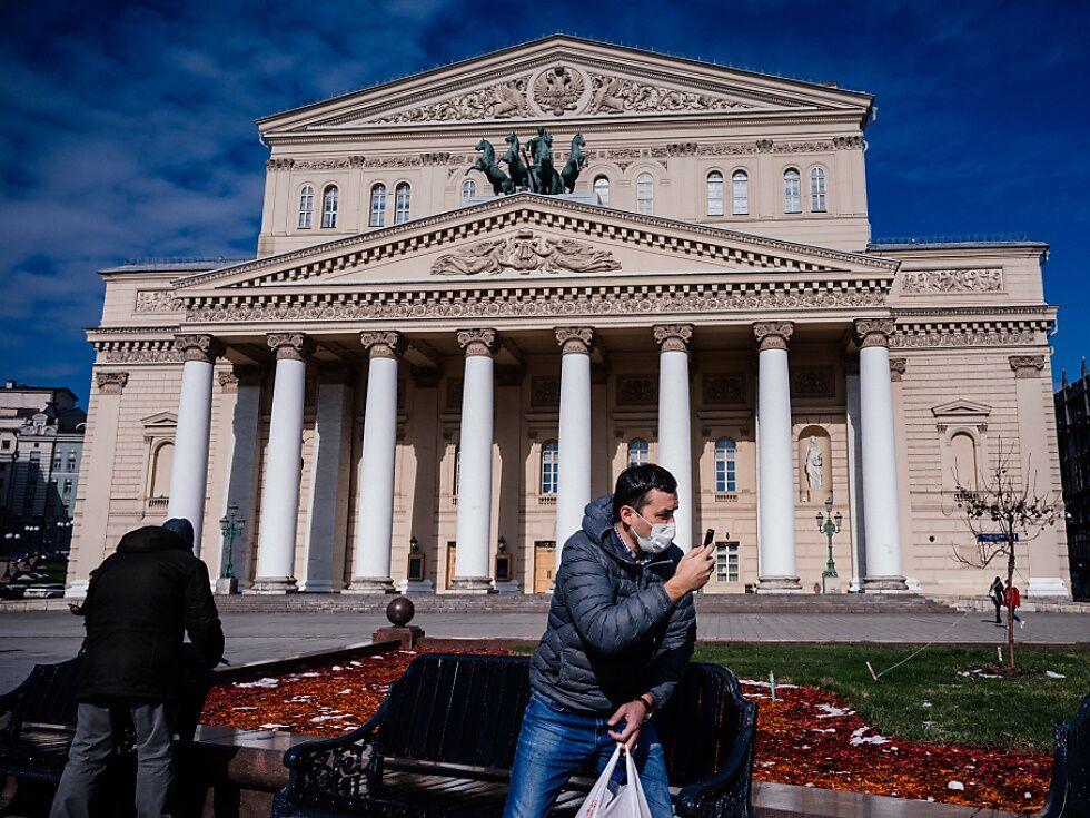 Bolschoi Theater zeigt Ballett und Oper erstmals online