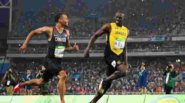 Bolt auf Triple-Kurs - Sprint-Double für Thompson