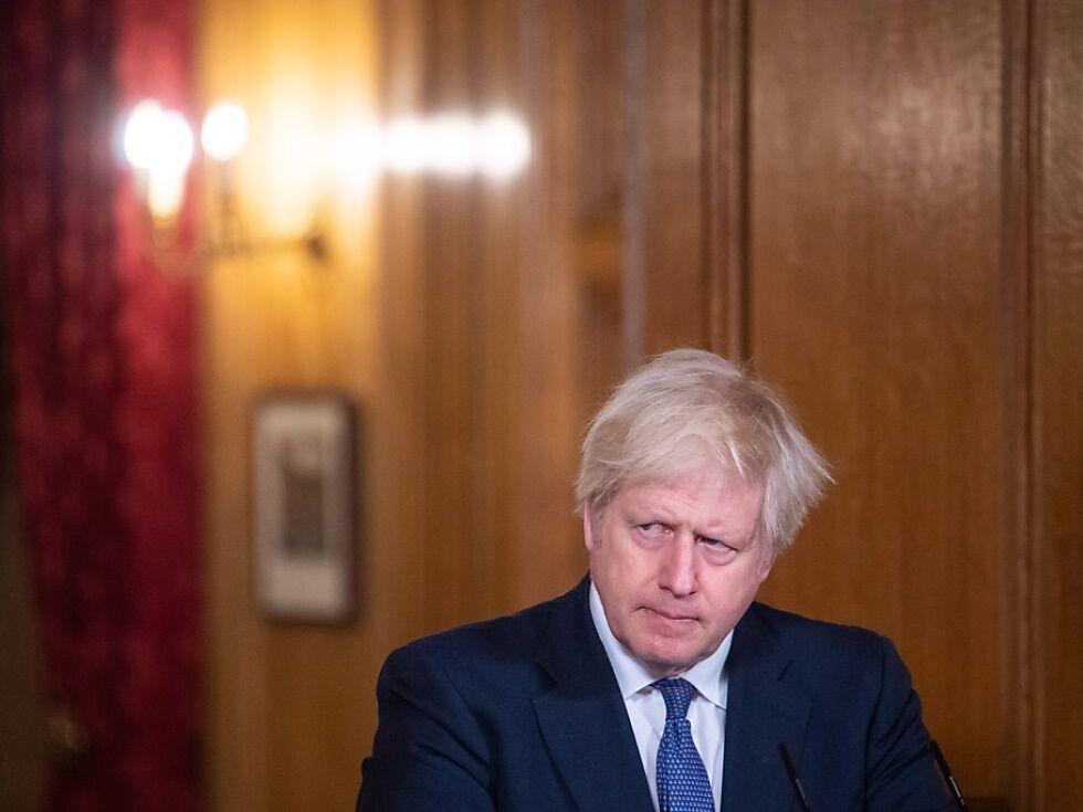 Boris Johnson lädt zu G7-Gipfel im Juni nach Cornwall ein