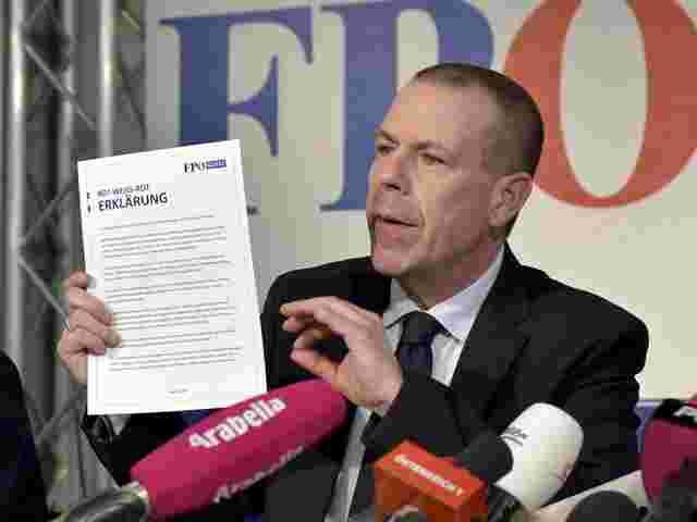 Strache kann sich Mitarbeit des DÖW in FPÖ-Historikerkommission vorstellen