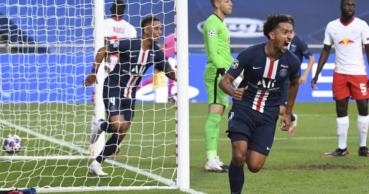 Rb Leipzig Gegen Paris St Germain