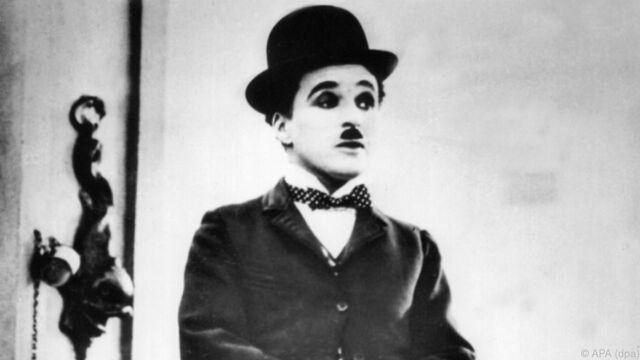 Charlie Chaplin Archiv Lässt Den Aufstieg Des Weltstars