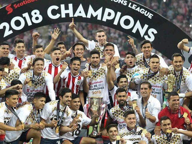 Chivas Guadalajara Gewann Concacaf Champions League Snat