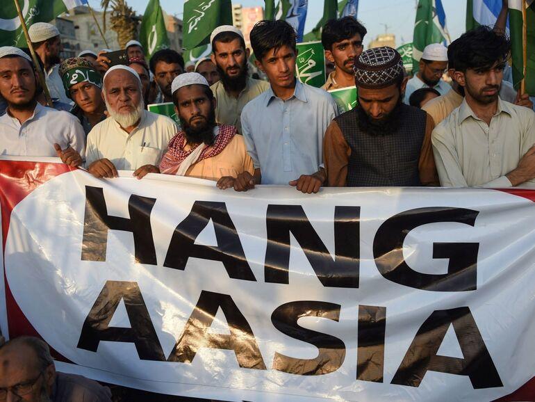 Bildergebnis für pakistan demonstration
