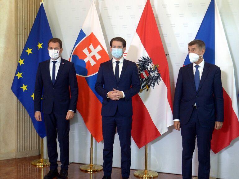 Engere Kooperation Wien-Prag-Bratislava in der Coronakrise | SN.at