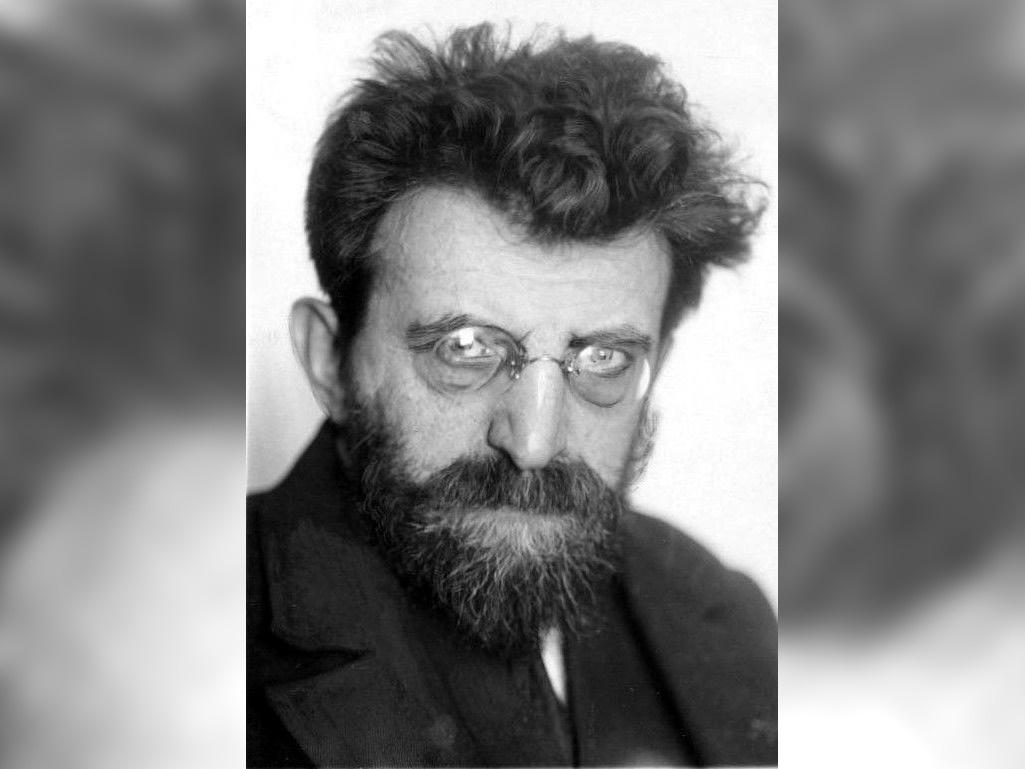 Denkbilder: Damals regierten die Dichter - Erich Mühsam