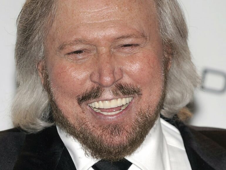 Der Letzte Der Bee Gees Barry Gibb Wird 70 Snat