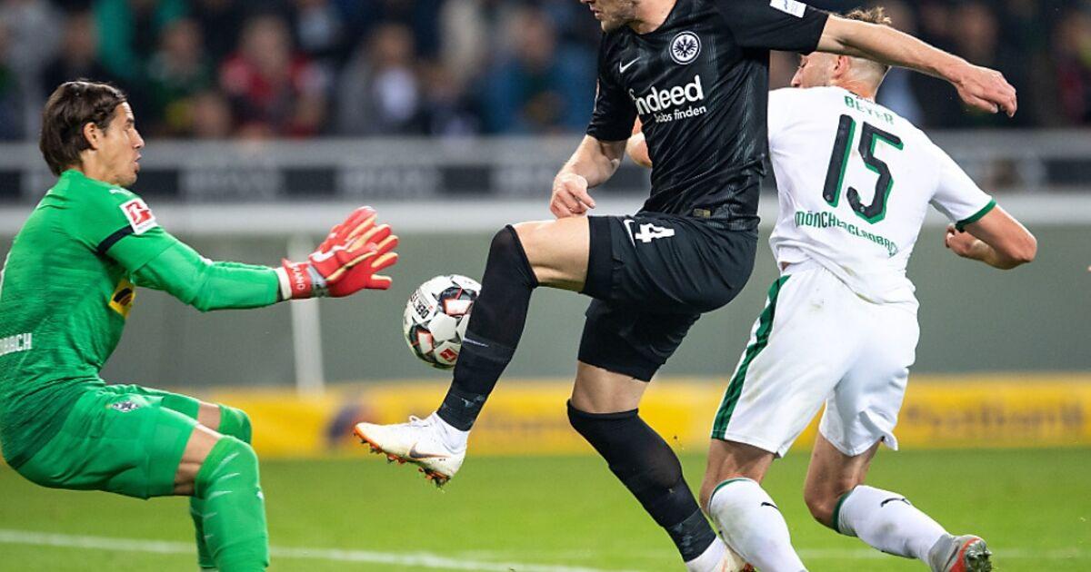 Gladbach Gegen Frankfurt 2021