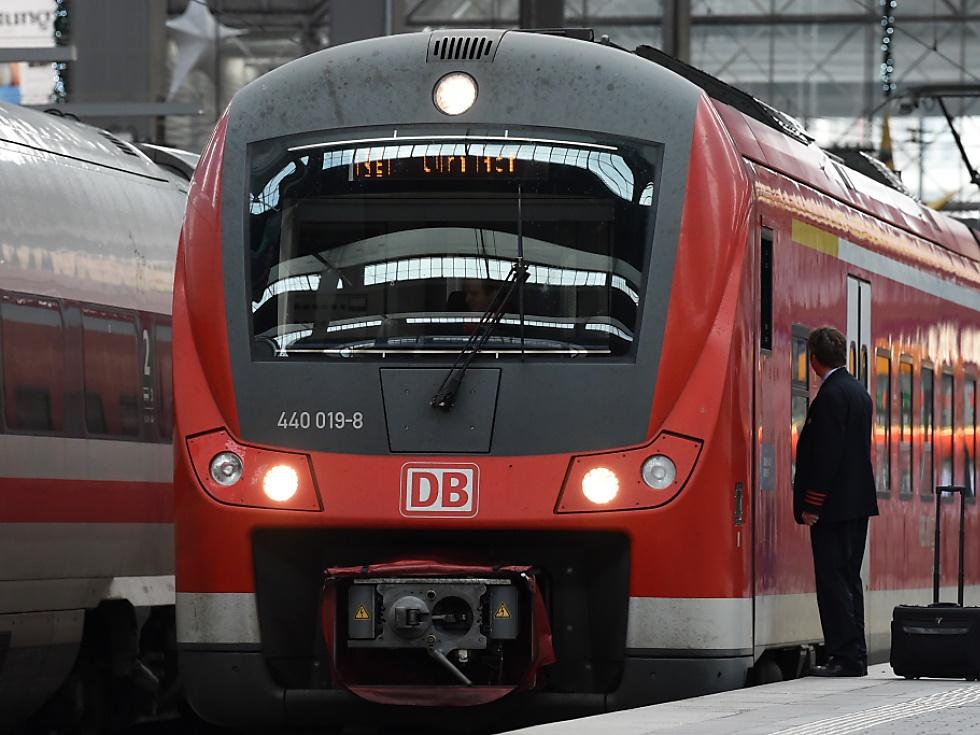 Deutsche Regierung greift Bahn-Management an
