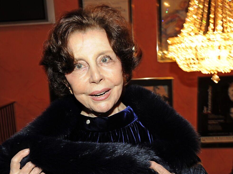 """Schauspielerin Sonja Ziemann (""""Schwarzwaldmädel"""") 94-jährig gestorben"""