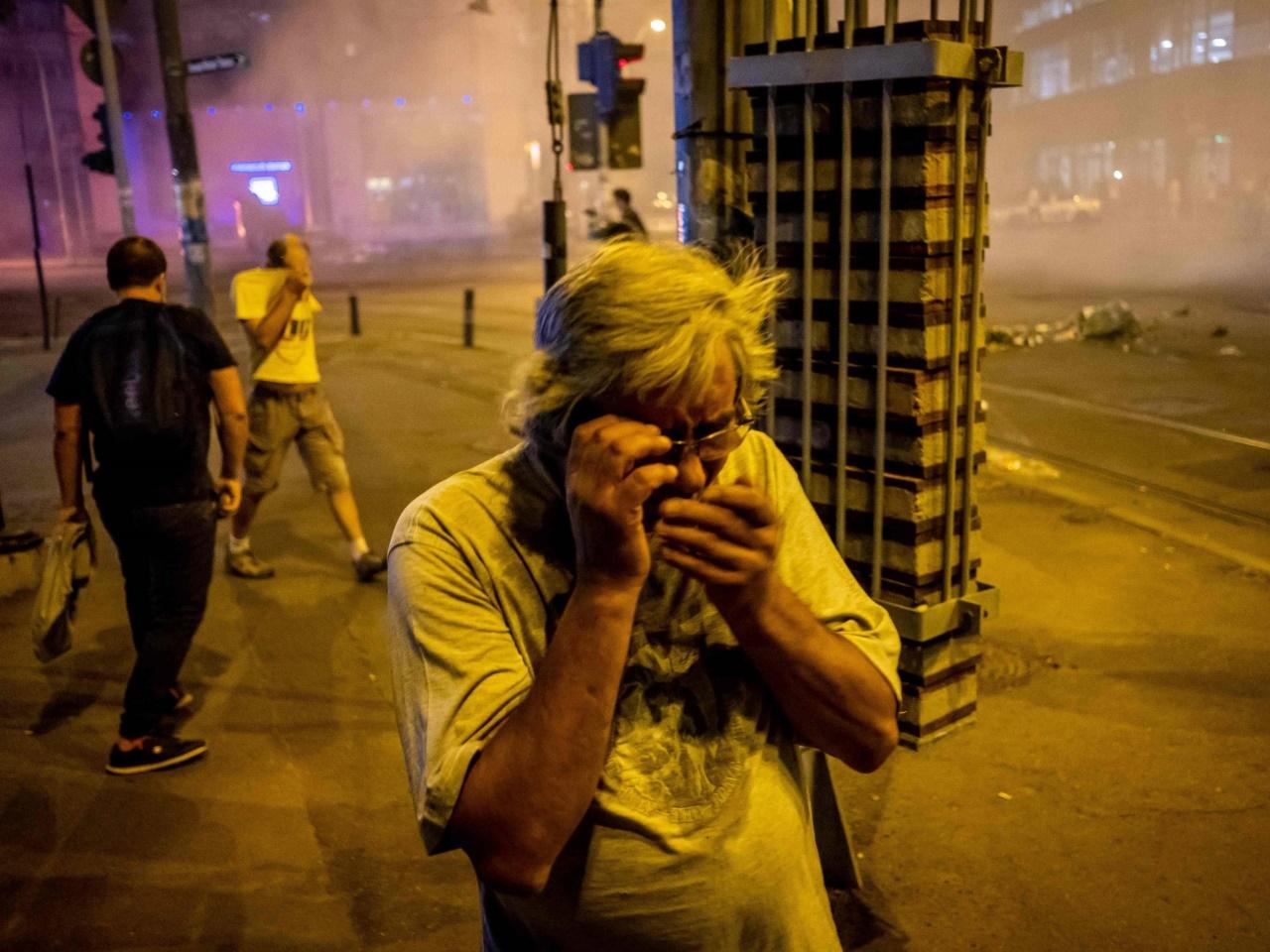Deutsche-Welle-Korrespondent von Polizisten in Rumänien angegriffen
