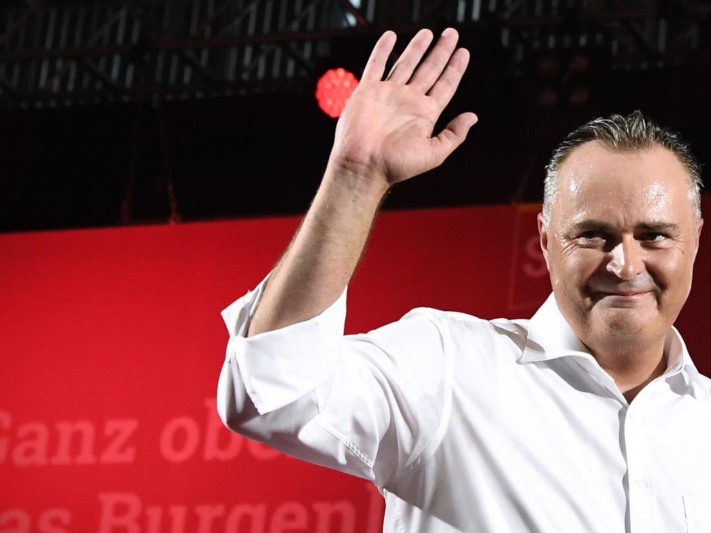 Hans Peter Doskozil: Die erstaunliche Karriere des neuen Landeshauptmanns