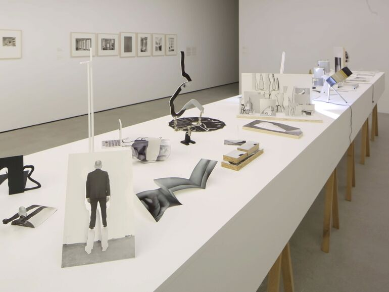 Räume Fotografieren museum der moderne die fotografie öffnet räume sn at