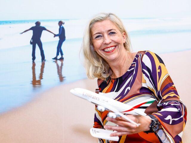 Presidente de la agencia de viajes Petra Stranger: & # 8222;  La gente quiere algo de nuevo que pueda esperar.  & # 8220;