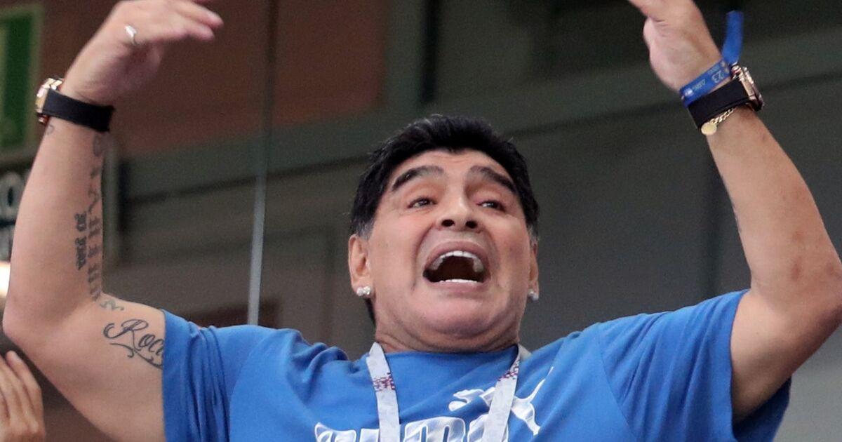 Maradona Tot