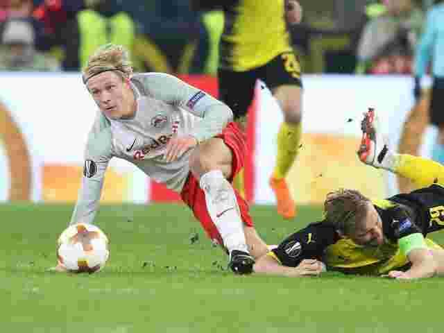 Europa League: Drama in Salzburg - Atletico wirft Arsenal raus