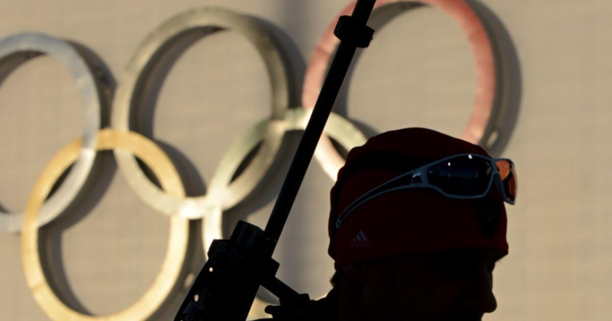 russische biathleten namen