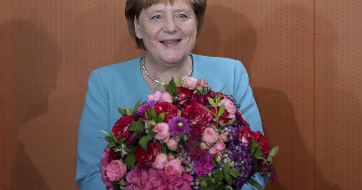 Merkel Geburtstag