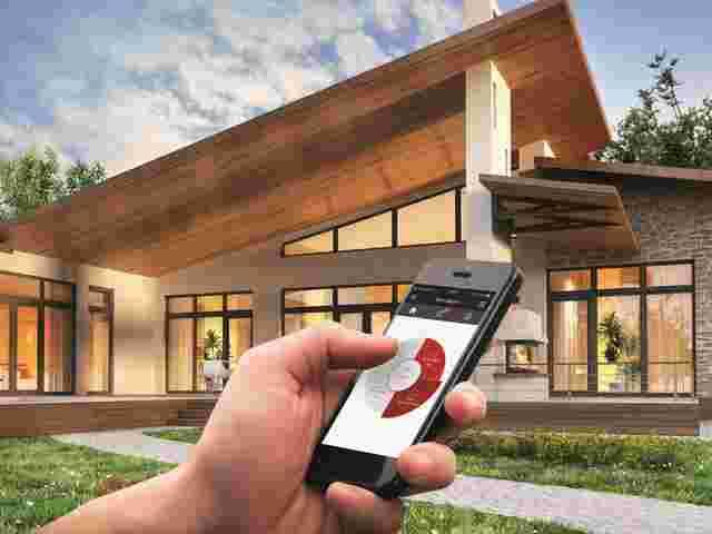 eine app zum schutz vor einbruch und diebstahl immo. Black Bedroom Furniture Sets. Home Design Ideas