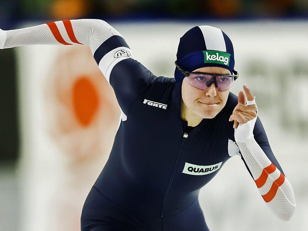 Eisschnelllauf-WM: Herzog über 1.000 Meter nur auf Platz 11