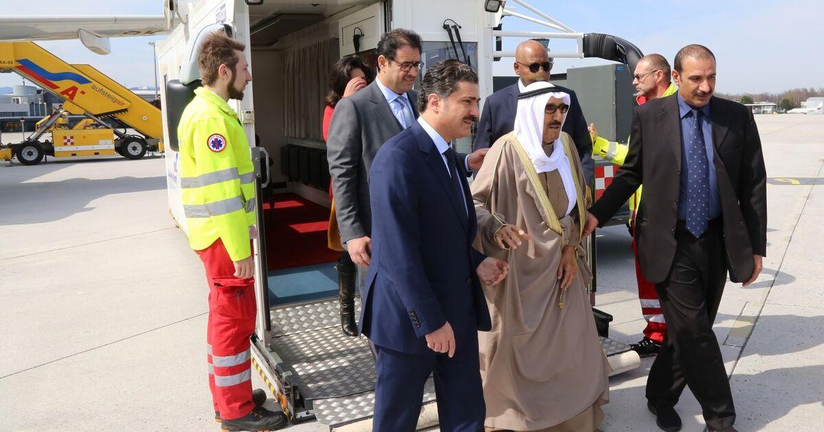 Emir von Kuwait reiste zu Behandlung nach Salzburg