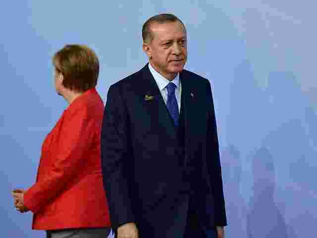 Justiz: Erdogan beklagt tiefe Differenzen mit Deutschland bei Terrorfragen