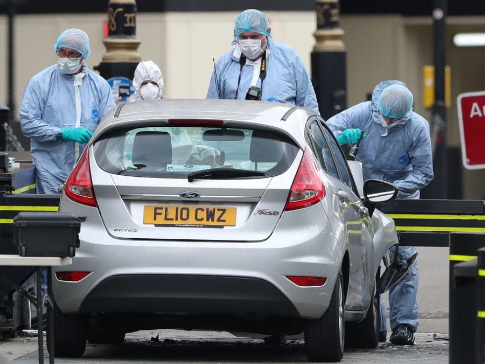 Ermittlungen zu mutmaßlichem Anschlag in London