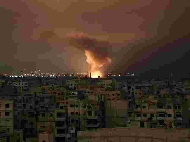Todesopfer nach neuen Angriffen auf Ost-Ghouta