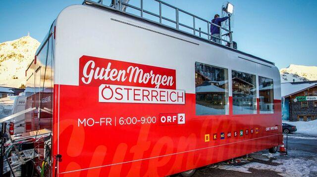 Erste Quoten da: Neues ORF-Frühfernsehen räumt ab